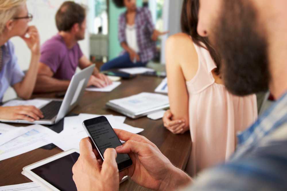 Boas Práticas para o Uso do Celular no Trabalho
